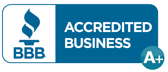 BBB A+ Accredited Business Rating