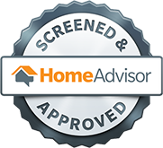 HomeAdvisor Screened and Approved Seal