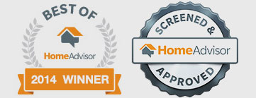 Home Advisor Award Winner