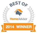 2014 HomeAdvisor Winner